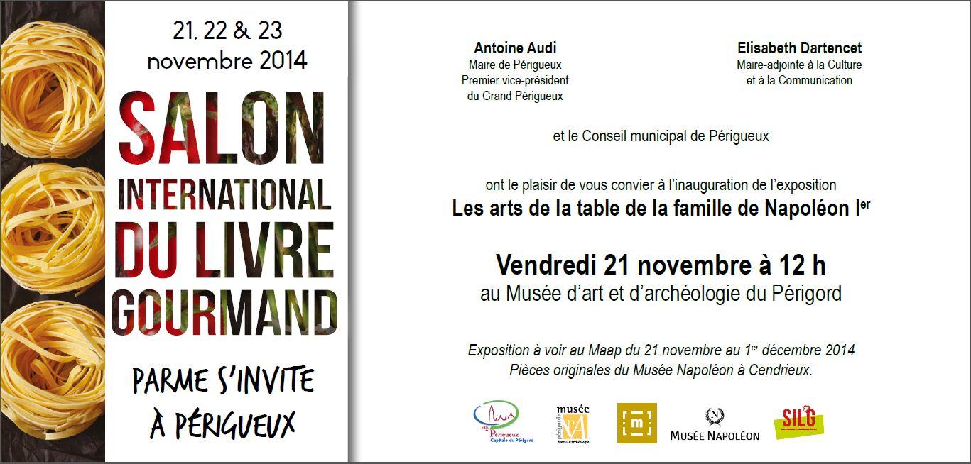 Invitation salon du livre - Invitation salon du livre ...