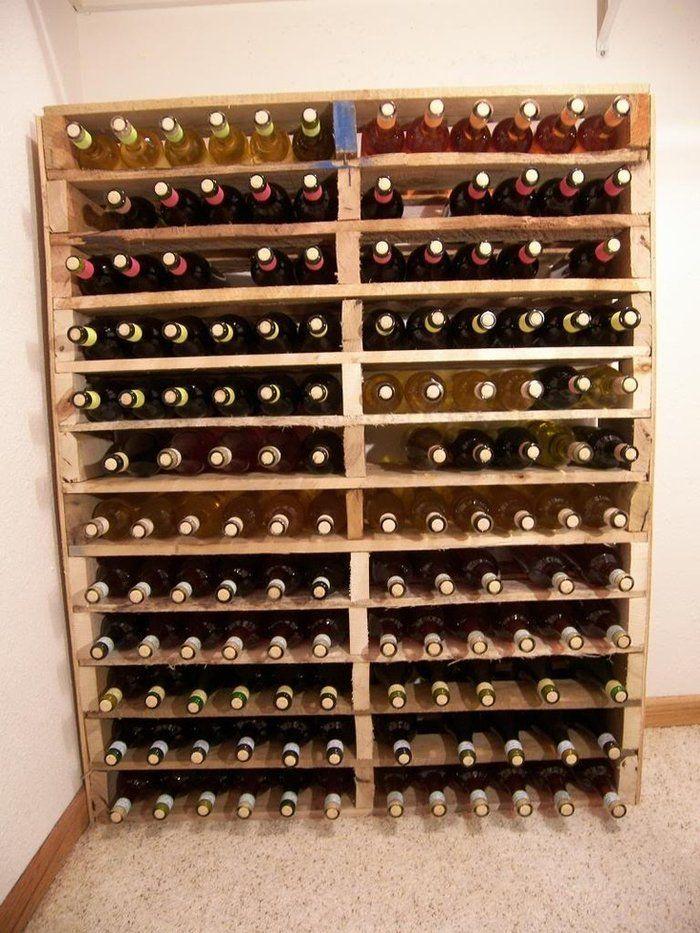 Range bouteille 30 bouteilles
