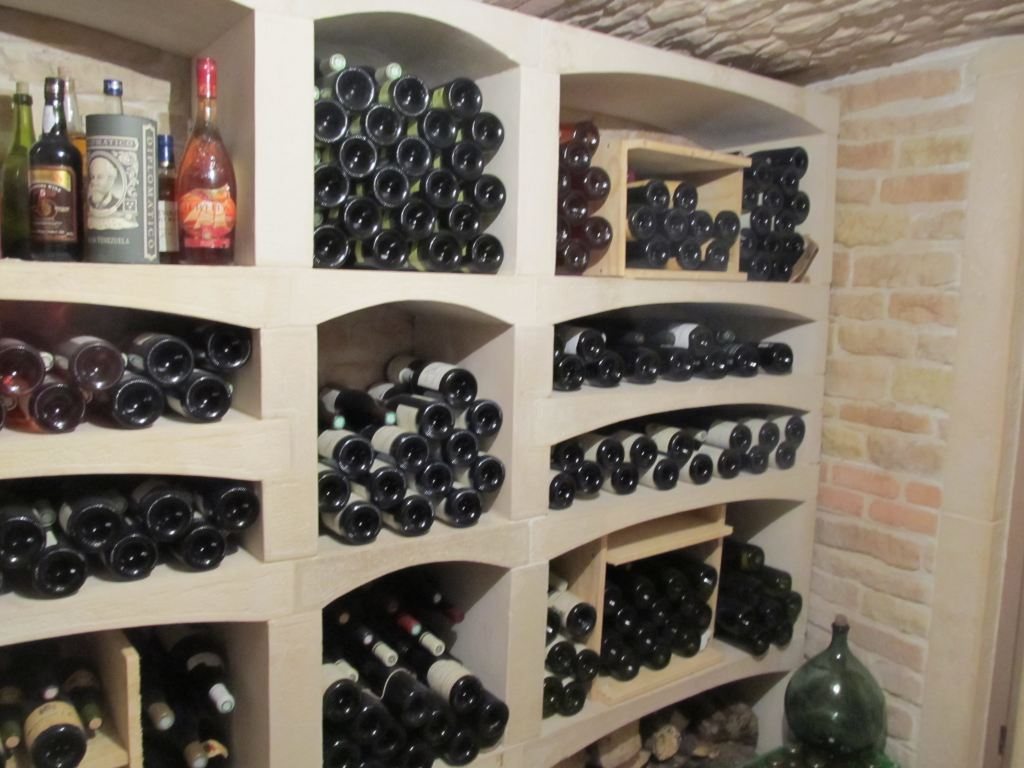 Casiers vin pour cave