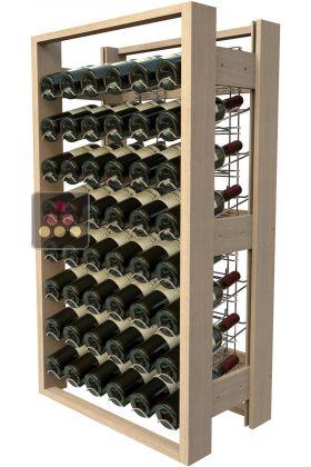 Meuble cave a vin bois