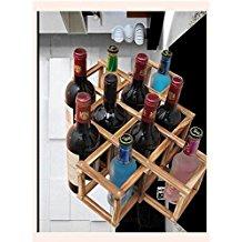Casier a vin en bois