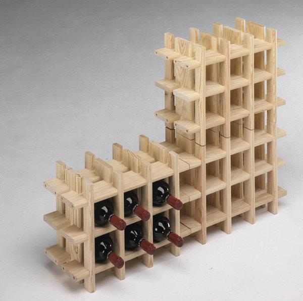 Rangement bouteilles de vin mr bricolage