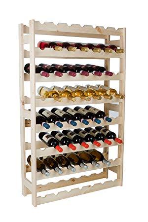 Range bouteille de champagne