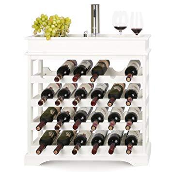 Etagere porte bouteille de vin