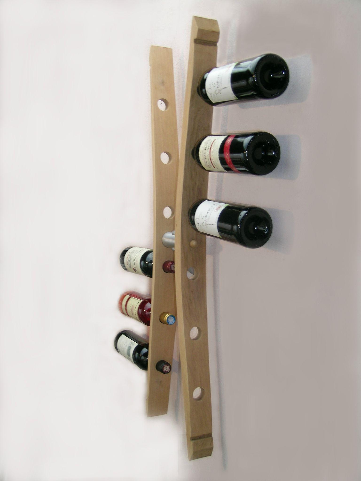 Range bouteille vin original