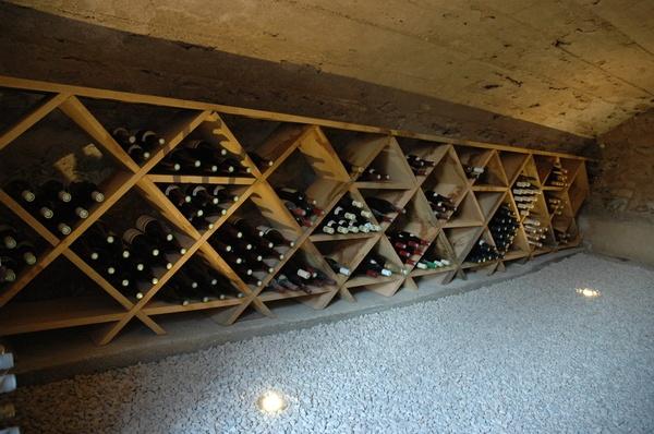 Casier pour le vin