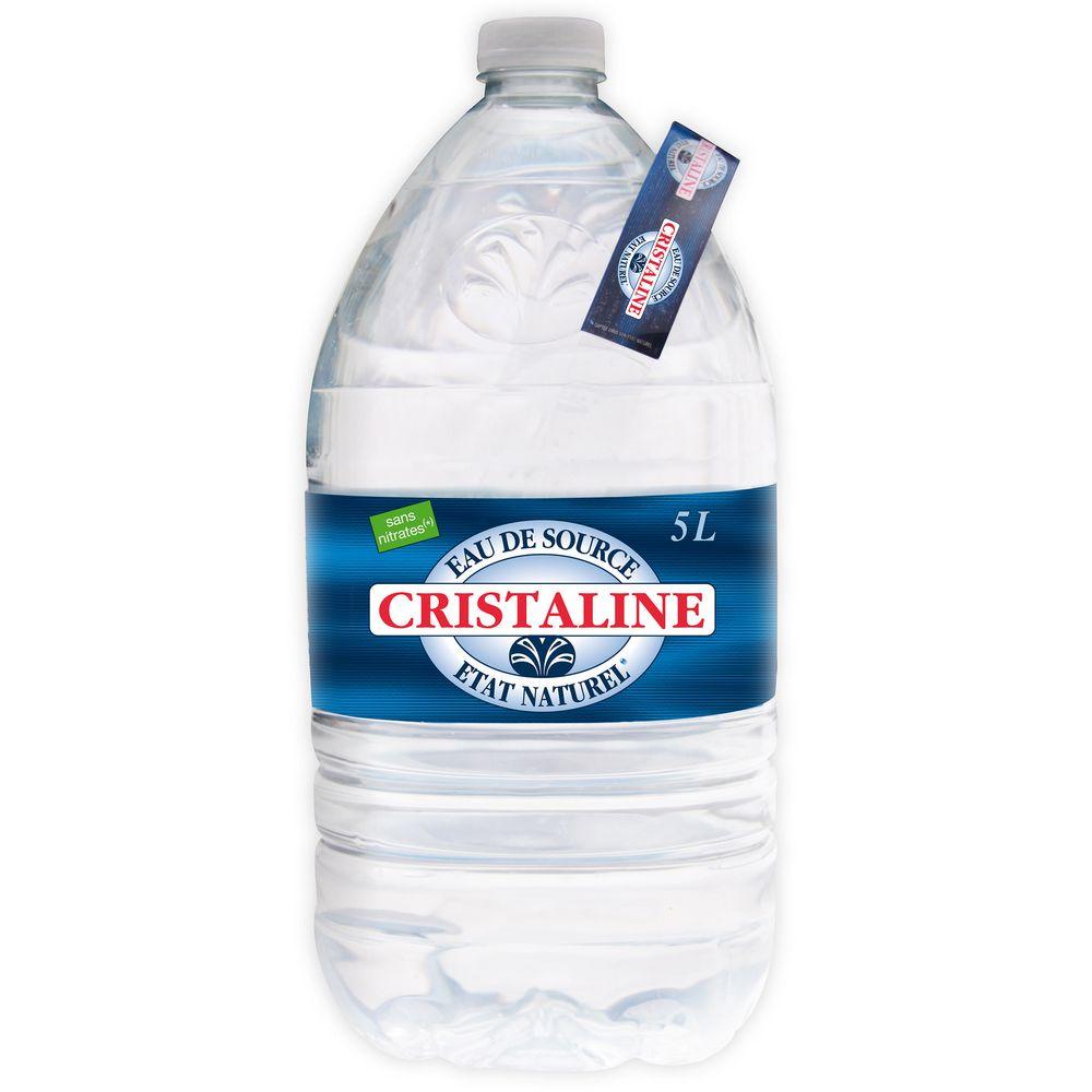 Porte bouteille eau 5 litres