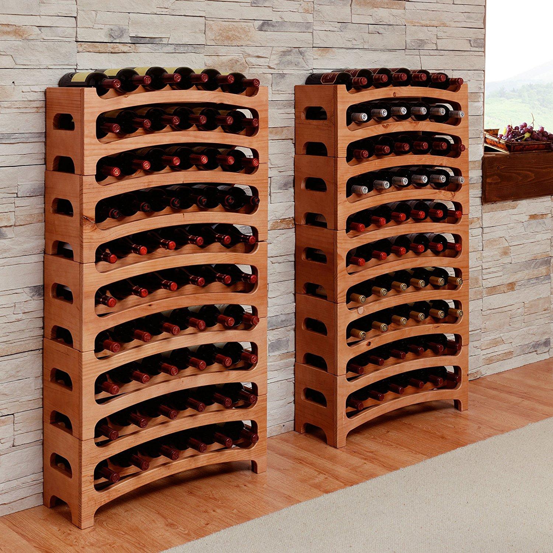 Rack a bouteilles vin