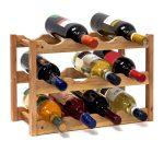 Alveole pour bouteille vin