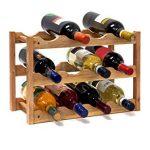 Porte bouteille vin maison du monde