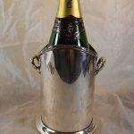 Porte bouteille champagne ancien