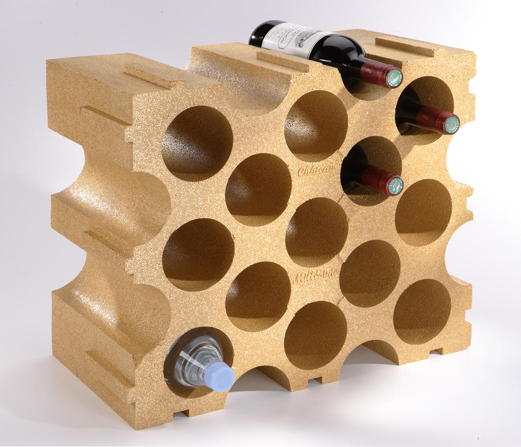 Rangement pour bouteille
