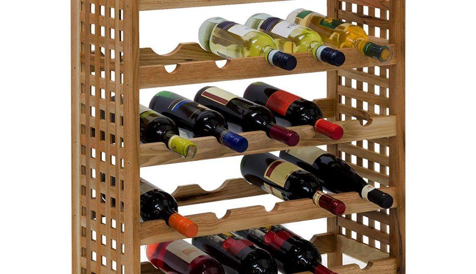 Range bouteille vin belgique