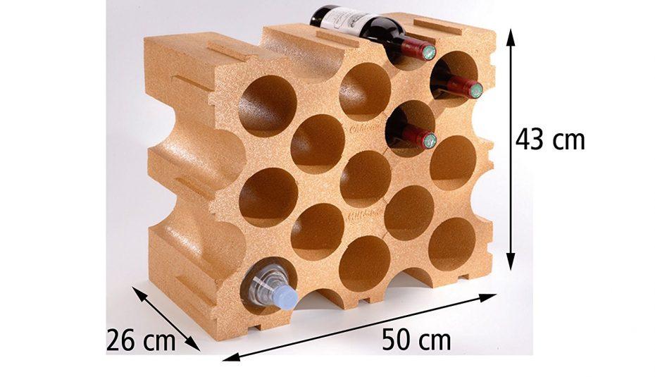 Range bouteille polystyrene bricomarché
