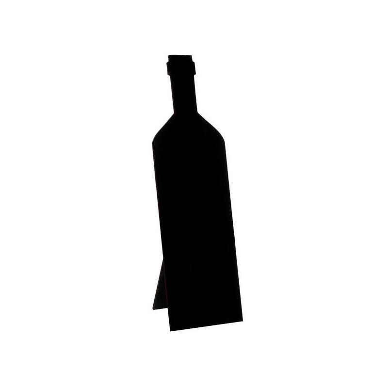 Porte bouteille vin menu