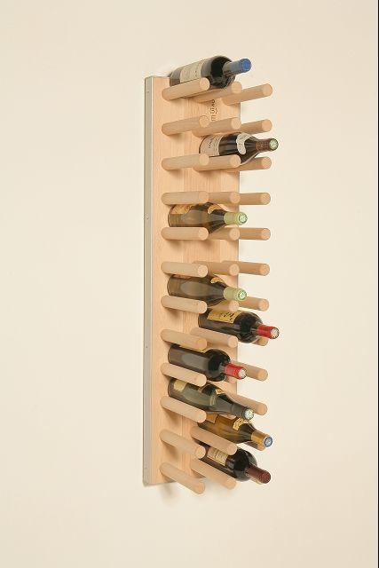 Fabriquer range bouteille en bois