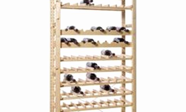 Rangement bouteille de vin gifi