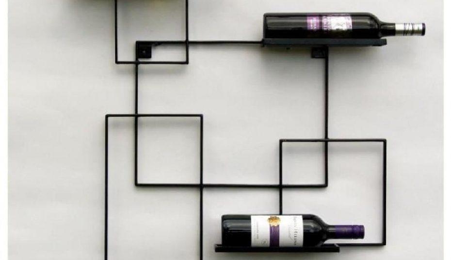 étagère à vin brico