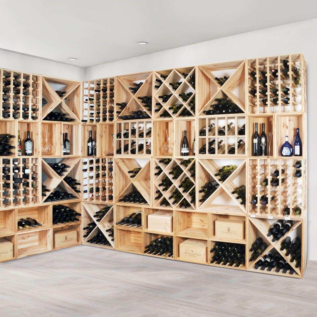 Casier à vin design