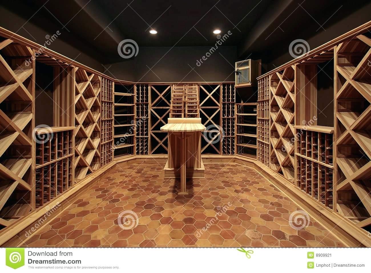 Cave vin bois