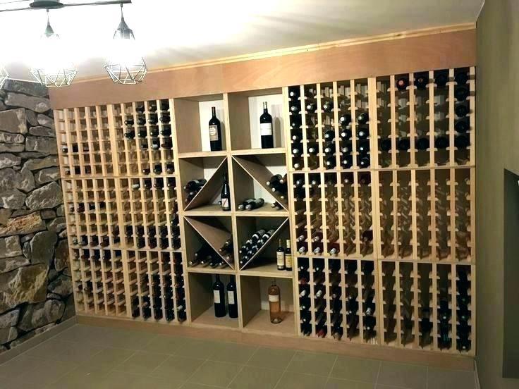 Etagere magnum vin