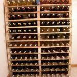 Fabriquer un casier a vin