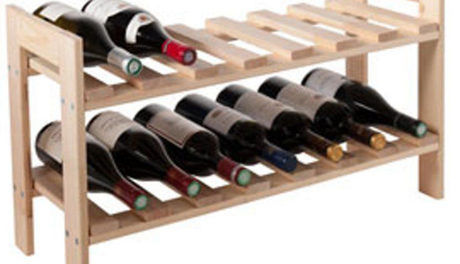 casier bouteille vin vintage. Black Bedroom Furniture Sets. Home Design Ideas