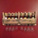 fabriquer un range bouteille d 39 eau. Black Bedroom Furniture Sets. Home Design Ideas