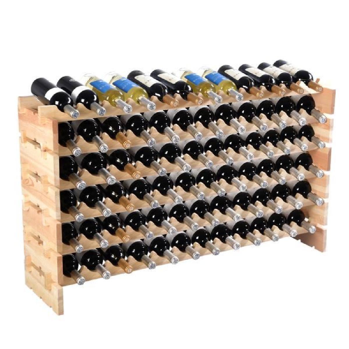 Rangement pour bouteille de vin pas cher