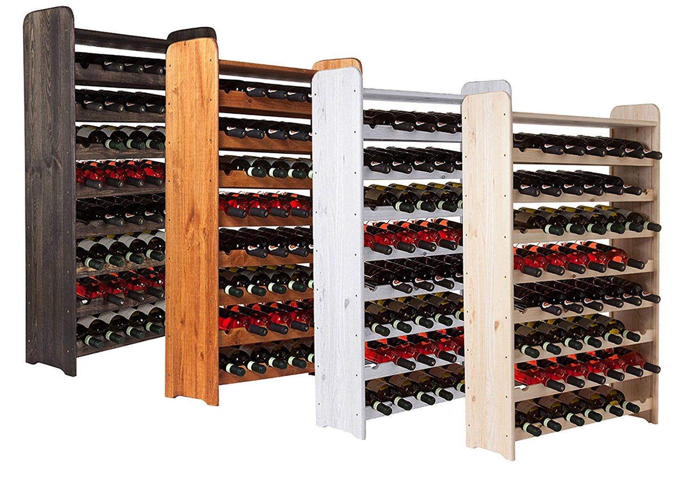 etagere murale pour bouteille de vin. Black Bedroom Furniture Sets. Home Design Ideas