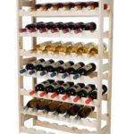 Fabriquer etagere cave a vin