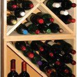 Fabriquer range bouteille vin