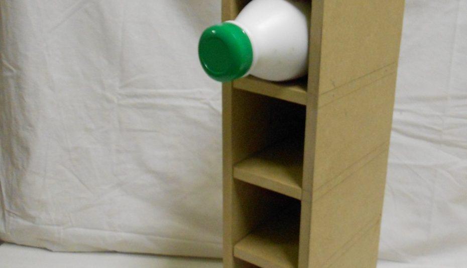 range bouteille vertical 15 cm. Black Bedroom Furniture Sets. Home Design Ideas