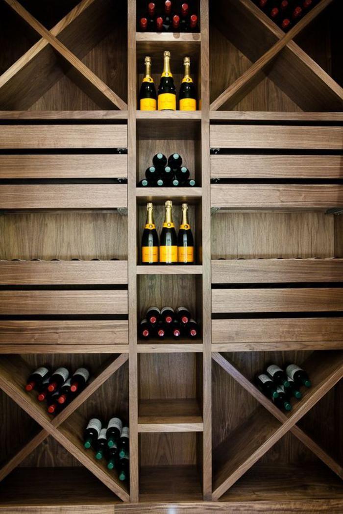 meuble pour cave vin. Black Bedroom Furniture Sets. Home Design Ideas