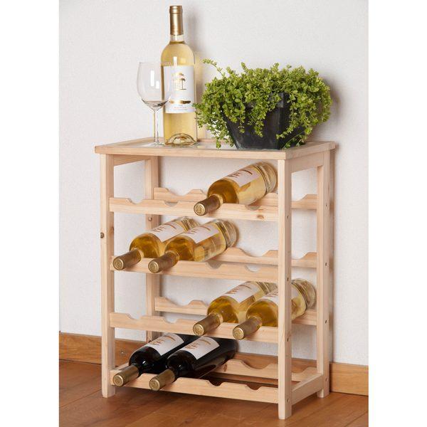 Armoire pour bouteille de vin