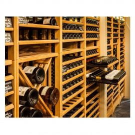 Bois pour cave a vin