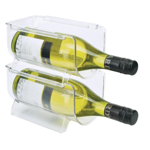 Porte bouteille de vin frigo