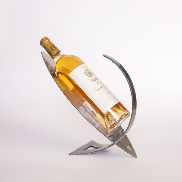 Porte bouteille de vin pour table - Porte bouteille de table ...