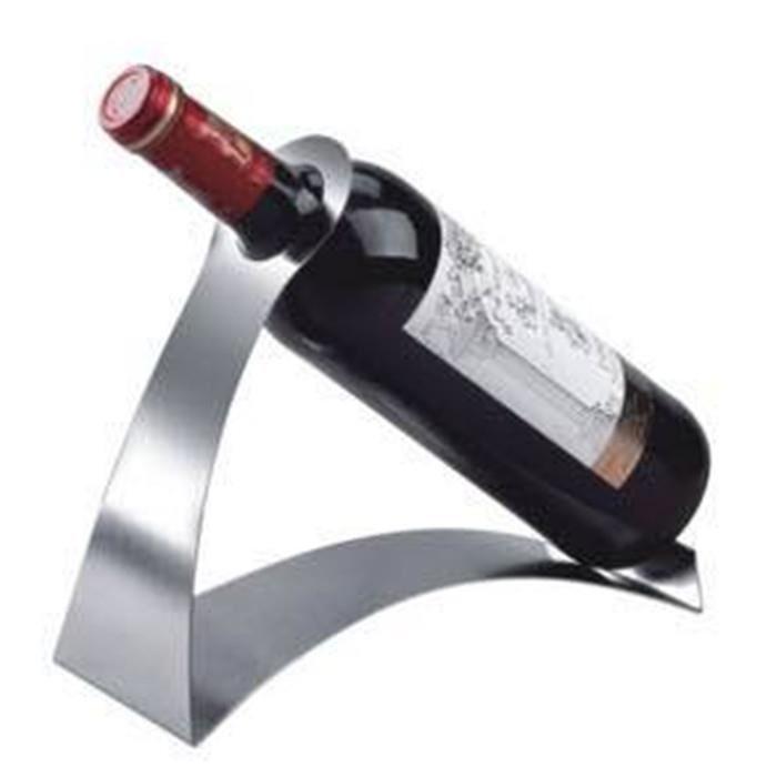 Support a bouteille de vin