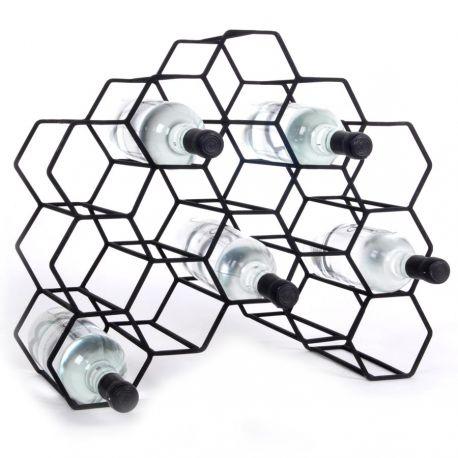 Range bouteille metal