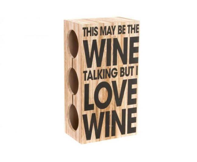 Range bouteille vin casa