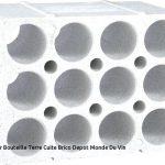 Range bouteille polystyrene brico depot