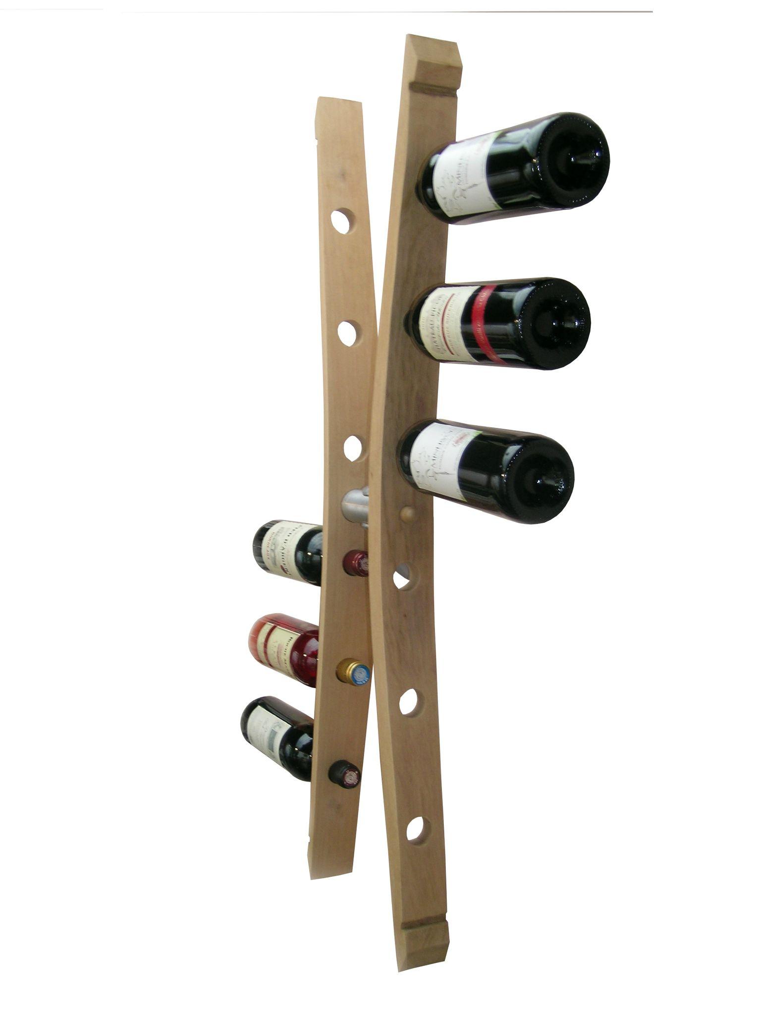 Ranger les bouteille de vin