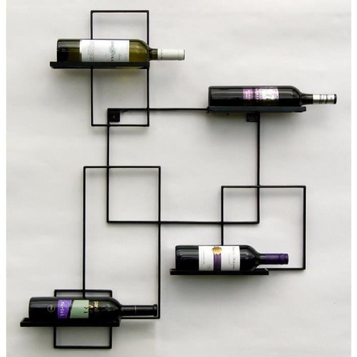 Porte bouteille mural design - Porte bouteille mural design ...