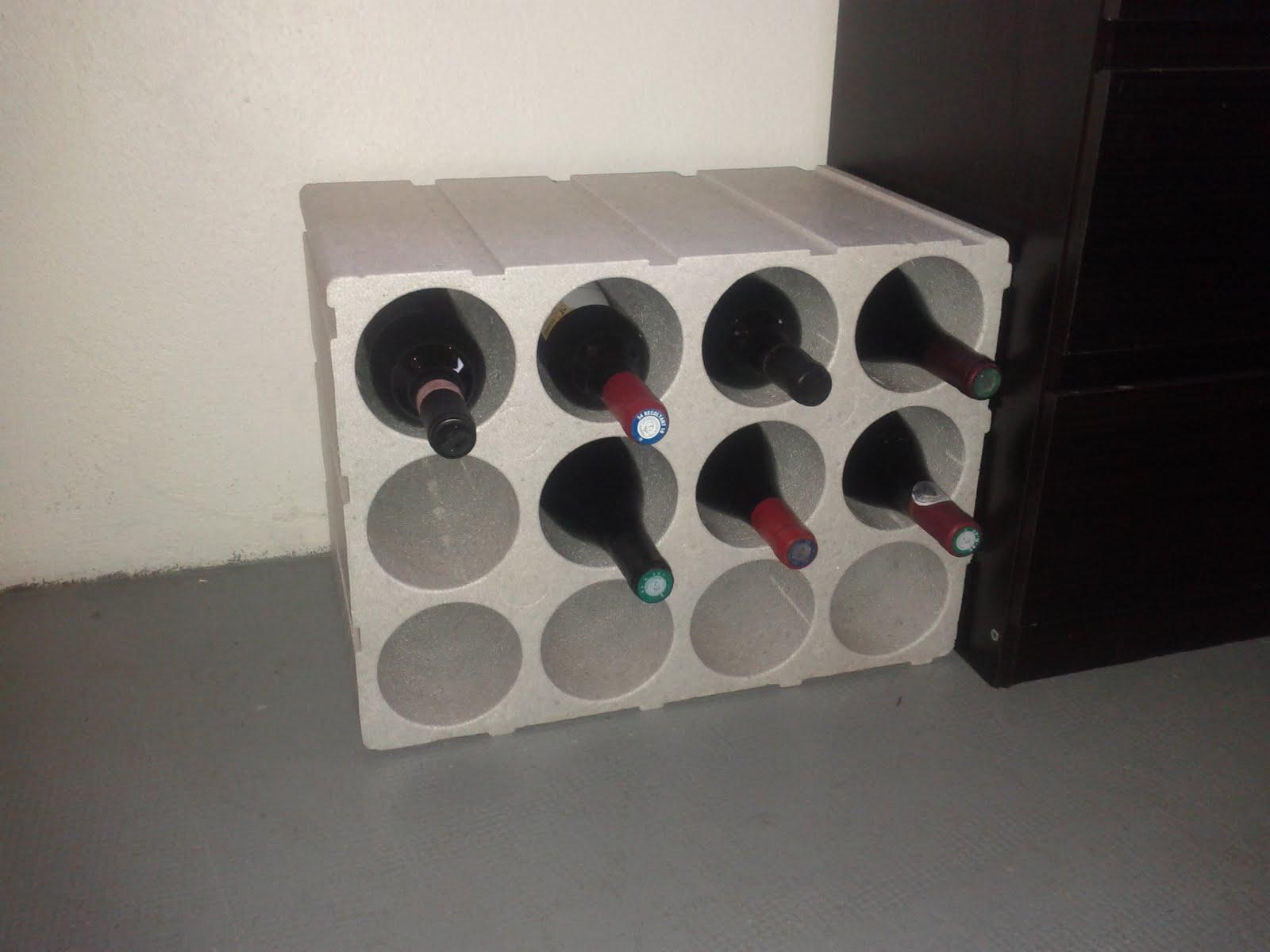 casier bouteille polystyr ne pas cher. Black Bedroom Furniture Sets. Home Design Ideas