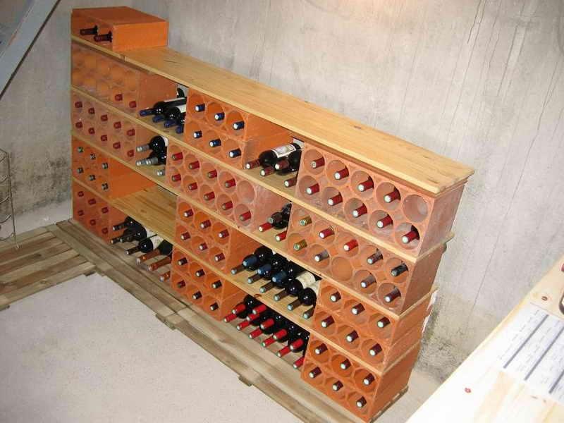 Porte bouteille vin castorama