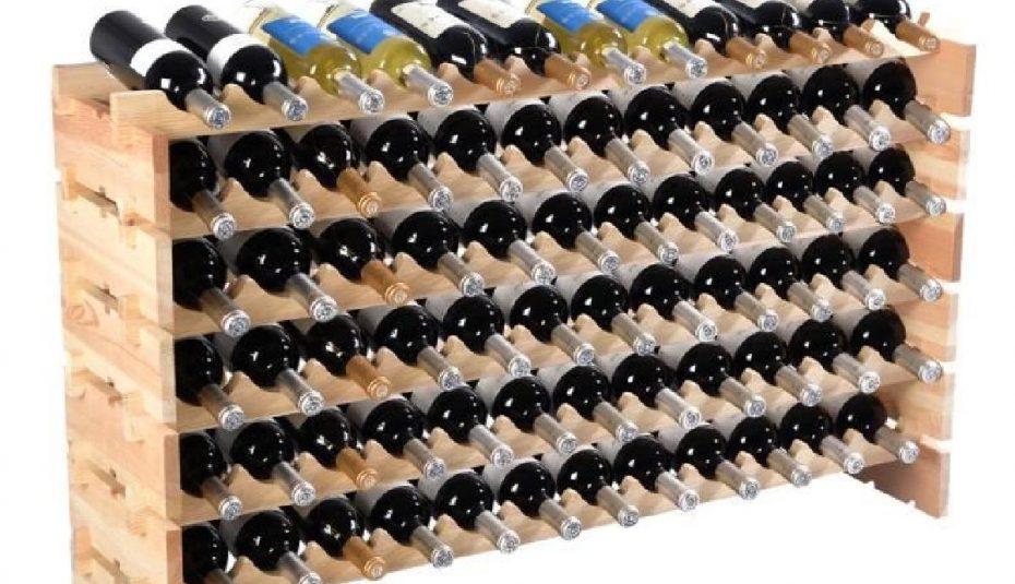Fabriquer casier a bouteille de vin - Livreetvin.fr