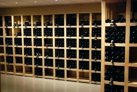 Fabriquer etagere a vin