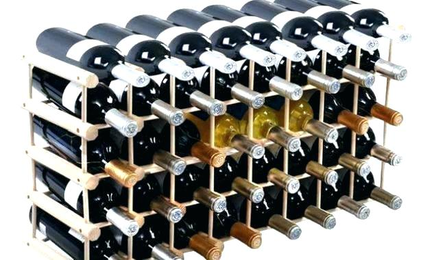Rangement bouteilles de vin conforama