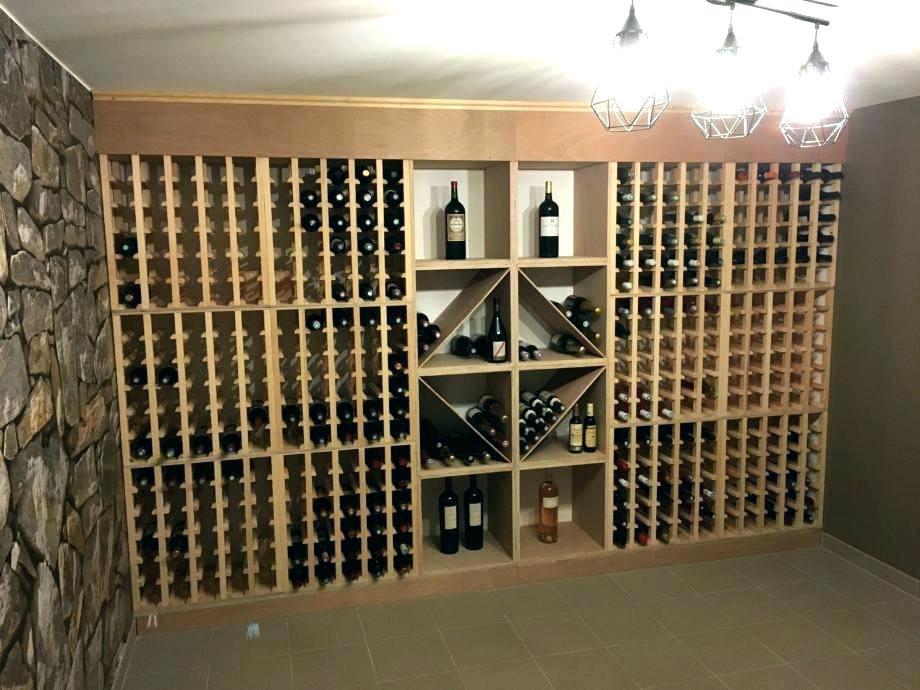 Porte bouteille pour cave